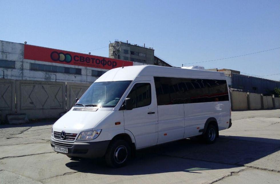 заказ автобуса в аэропорту барнаула группы: